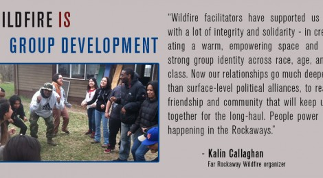 Wildfire is Group Development